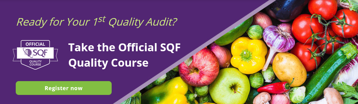 SQF Quality Systems eLearning Course - SQFI