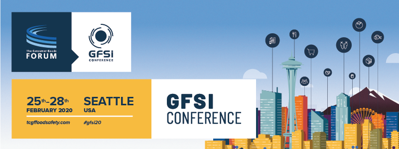 GFSI Conference Exhibit Booth #34-36 - SQFI