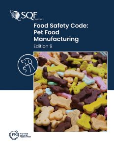 SQF Manufacturing 2020 Edition 9
